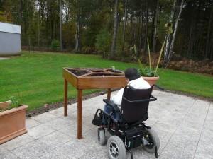 table de jardin, Val d'oise, Yveline