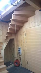 Fabrication d'un escalier proche de Lommoye 78270 devis gratuit